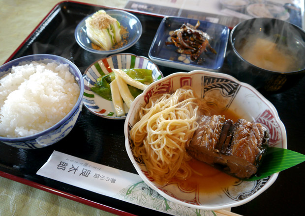 長浜の郷土料理焼き鯖そうめんの記事を集めました。