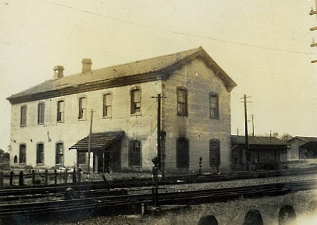 旧長浜駅舎