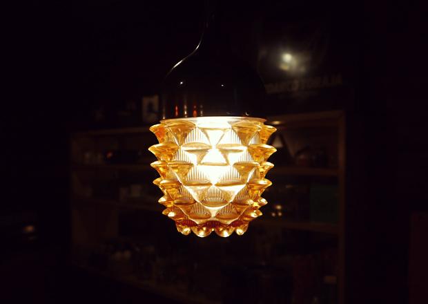 ブルボンの可愛い照明