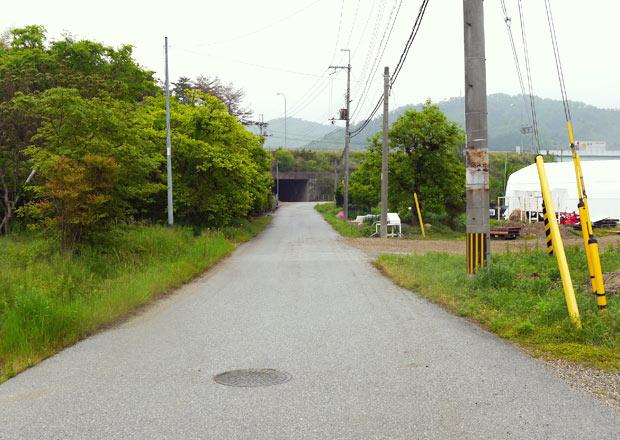 神田PAまでの道のり