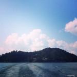 長浜観光の究極は船で行く。琵琶湖に浮かぶ偉大なる島