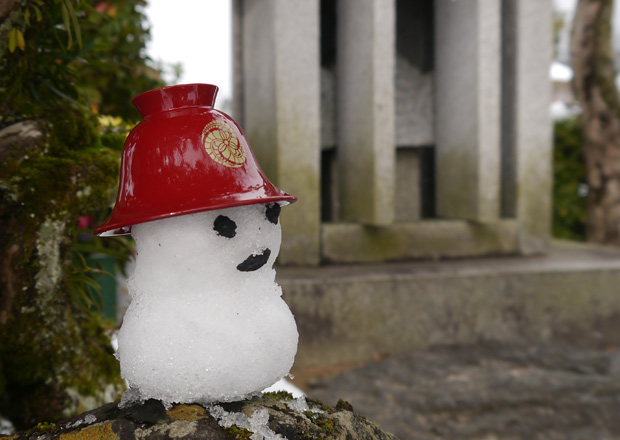 雪だるま官兵衛さん