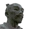 羽柴秀吉公の銅像