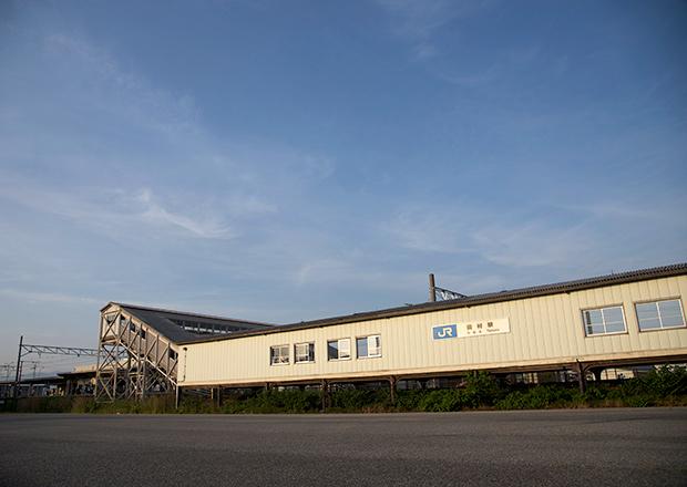 JR田村駅