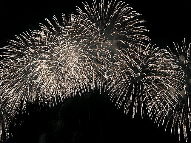 長浜の花火大会