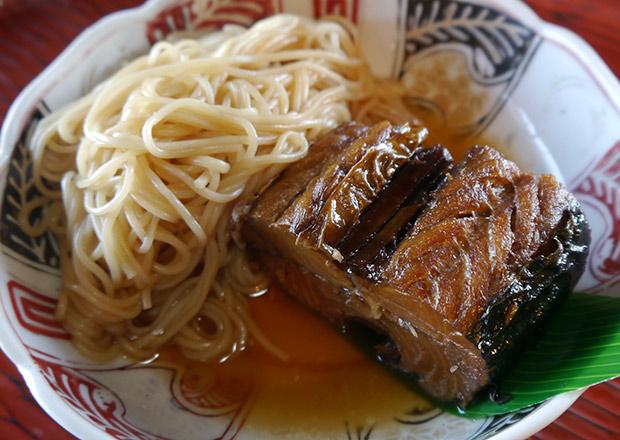 """はじめての長浜観光なら絶対食べたい!名物料理""""鯖そうめん"""""""