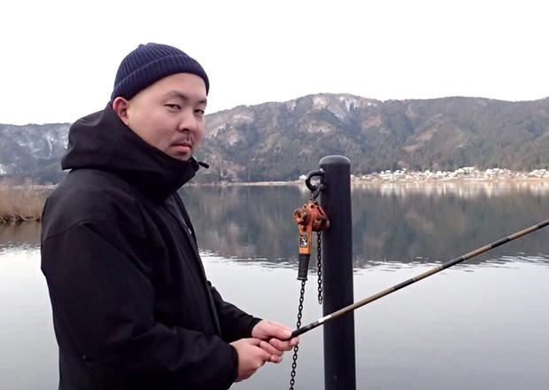 釣れないおじさん