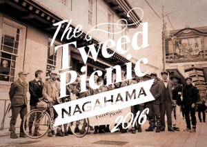 The Tweed Picnic NAGAHAMA 2016