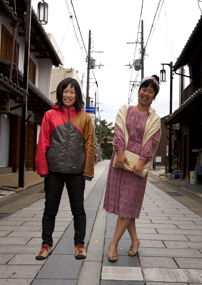写真家浅井さんのイメチェン