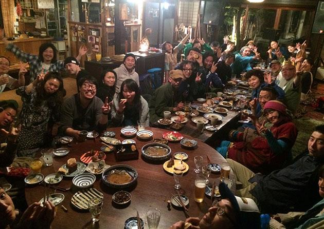 縄の市 宴会