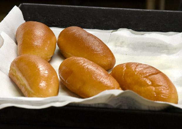 揚げたての揚げパン