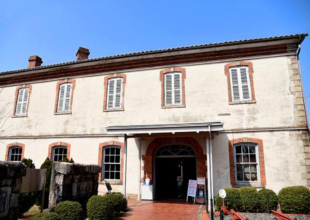 現存する日本最古の駅舎 長浜鉄道スクエア