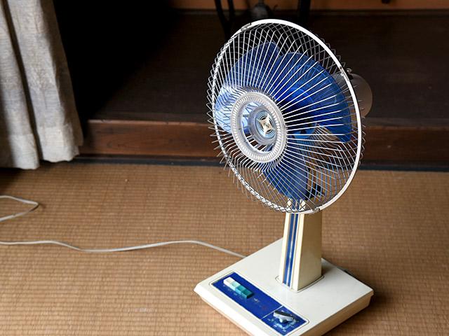 NECの扇風機なんてあったんだ
