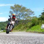 バイクツーリングにぴったり!峠からの景色は琵琶湖を一望できる絶景スポット@鳥越林道