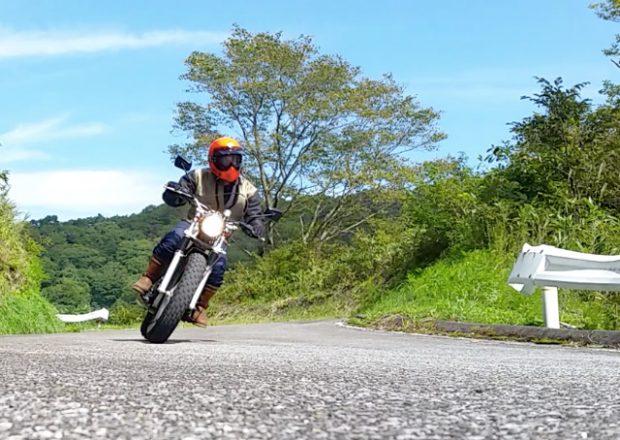 鳥越林道はバイクツーリングに最高!峠からの景色は琵琶湖を一望できる絶景スポット