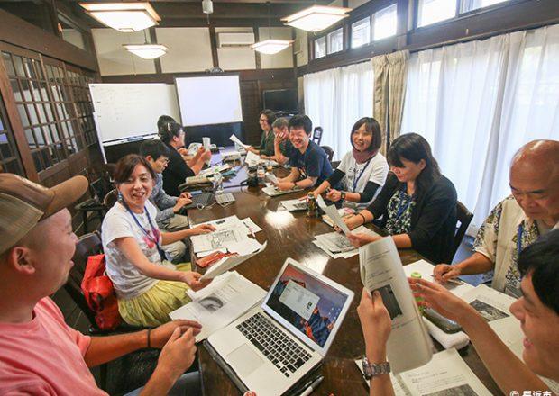 長浜市民カメライター養成講座に関わって〜発見「!」が増えれば今日より住んでる町が好きになる〜