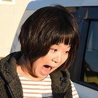 びっくりした長浜の妹こと浅井千穂さん