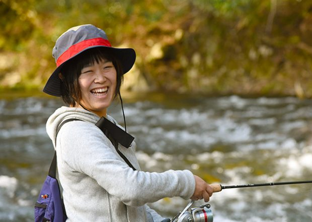 【釣りの師匠募集中】長浜で渓流釣りが解禁したので、今年はイワナかアマゴが釣れるまで挑戦します!