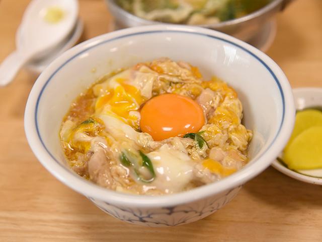鳥喜多さんの親子丼