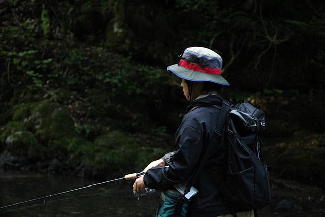 釣れるポイントがわかれば釣れる