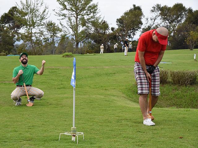 グラウンドゴルフは奥が深い