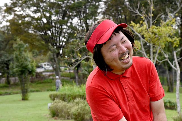 グラウンドゴルフをするとみんな笑顔になる
