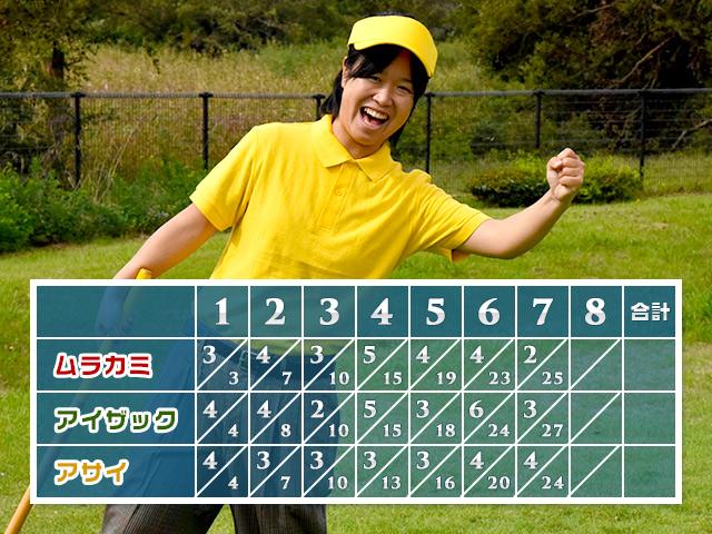 絶好調!グランド・ゴルフってシンプルで楽しい〜!