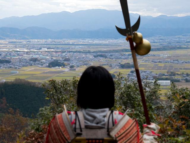 浅井長政やお市さまが見た近江の景色