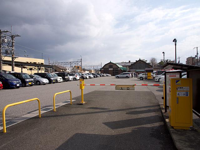 長浜駅前西駐車場