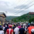 奥びわ湖健康マラソン大会5kmコースのスタート