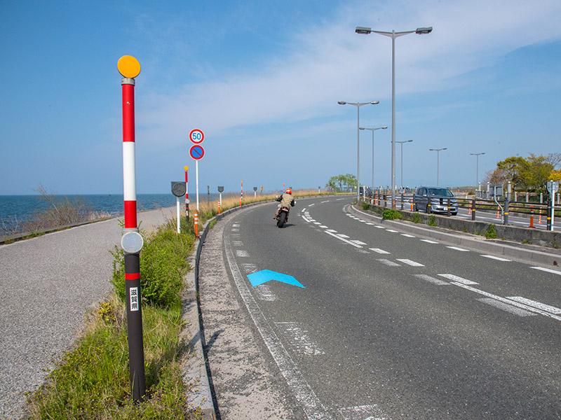 長浜からバイクツーリング