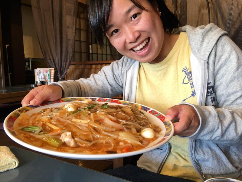 ピリ辛中華チャンメン