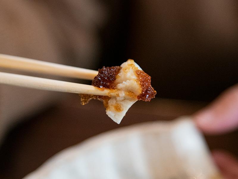 手打ち蕎麦みたにのそば豆腐