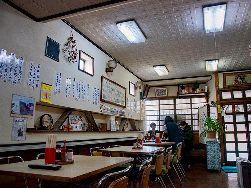 長浜の食堂茂美志や支店
