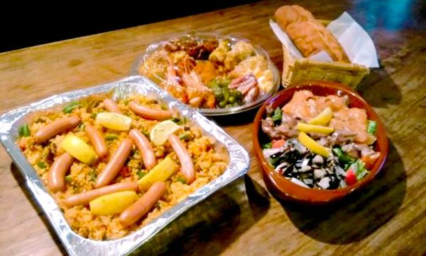スペイン料理 エルオチョ(EL OCHO)のテイクアウト料理