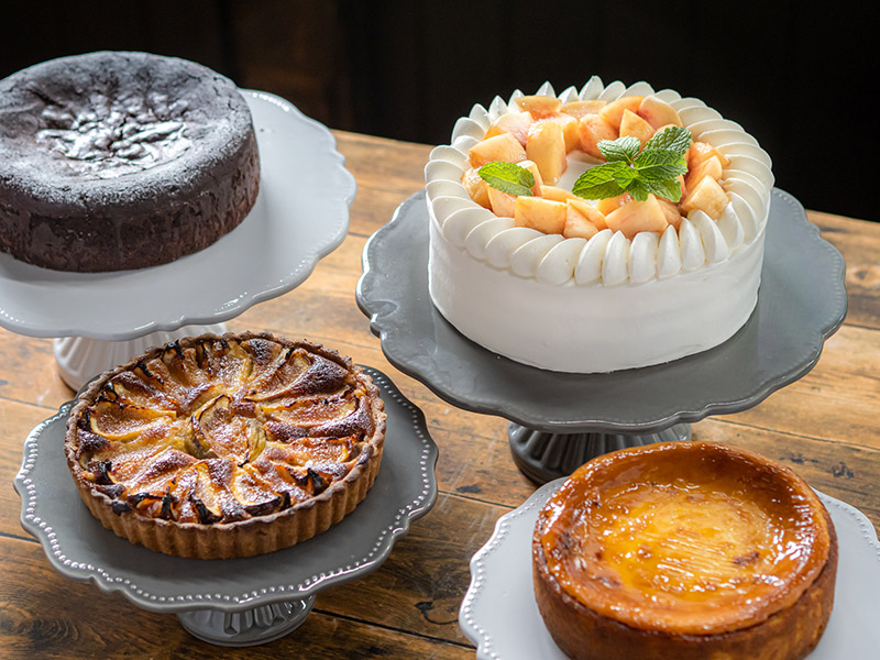 長浜のトロンのオーダーケーキ