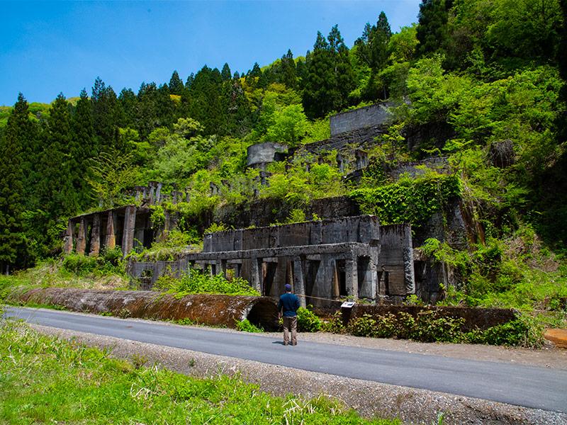 土倉鉱山 / Tsutikura mine